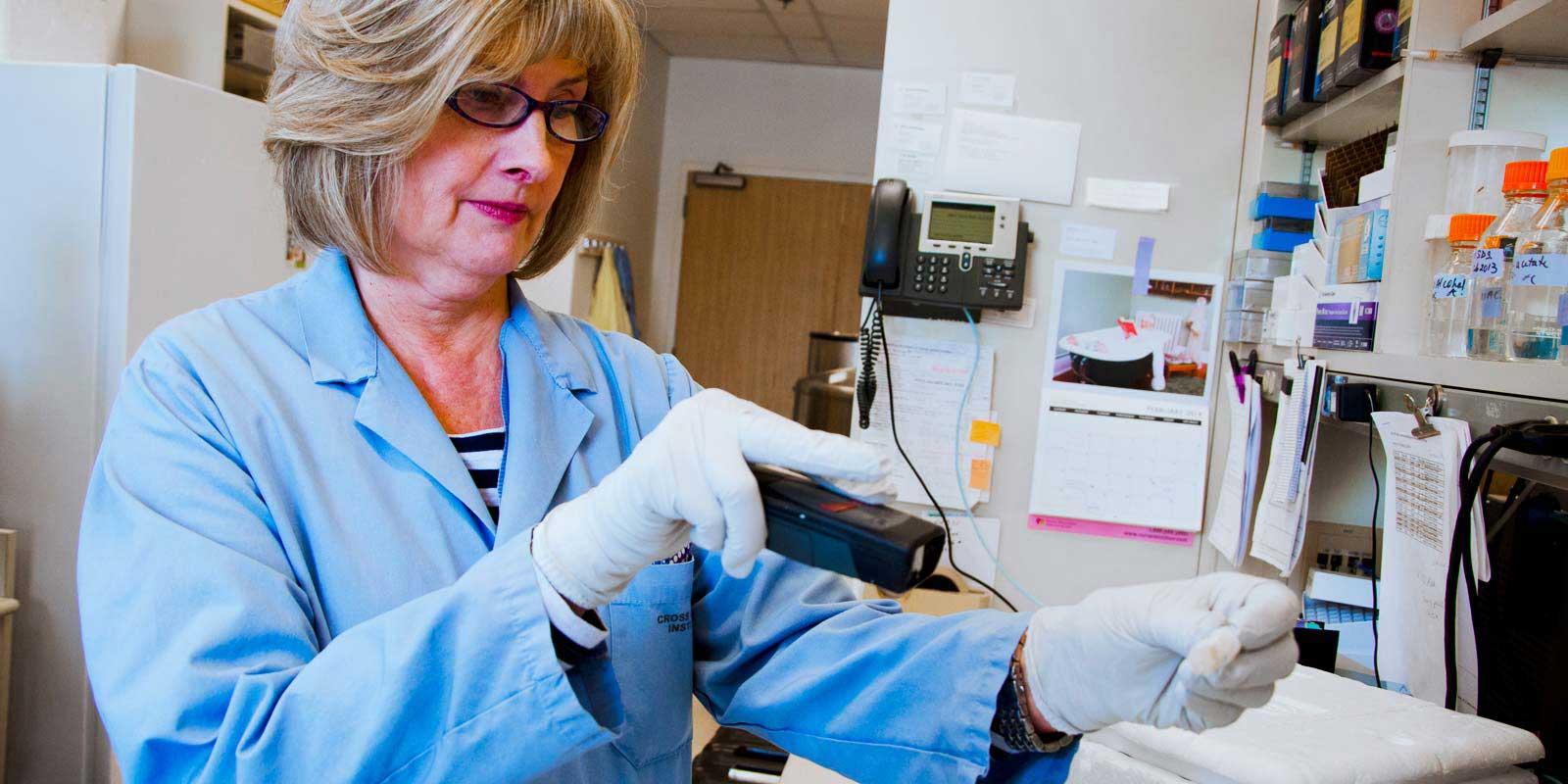 Alberta Cancer Foundation - Biobank